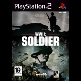 WWII Soldier - (PS2)