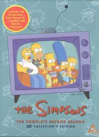 Simpsons - Series 2 - (Import DVD)