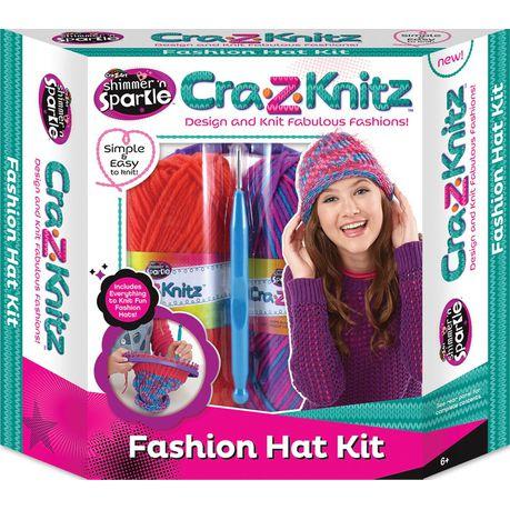 Cra Z Knitz Hat Kit Buy Online In South Africa Takealot Com