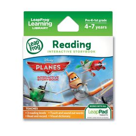 Leapfrog - Interactive Storybook - Disney Planes