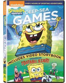 Spongebob Squarepants: Deep Sea Games (DVD)