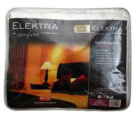 Elektra - Luxury Electric Blanket - King
