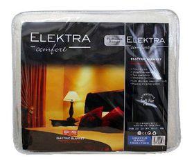 Elektra - Acrylic Fur Electric Blanket - Queen