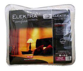 Elektra - Acrylic Fur Electric Blanket - King