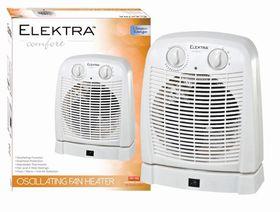Elektra - Oscillating Fan Heater