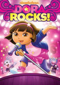 Dora The Explorer:Dora Rocks! (DVD)