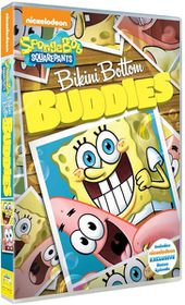 Spongebob Squarepants: Bikini Bottom Buddies (DVD)