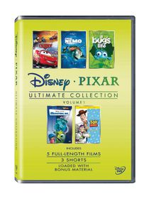 Ultimate Pixar Collection Vol 1 (DVD)