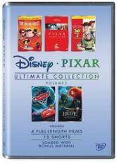 Ultimate Pixar Collection Vol 2 (DVD)