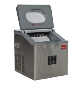 SnoMaster Stainless Steel Ice Maker