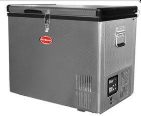 SnoMaster - 40 Litre Portable Fridge & Freezer - Stainless Steel