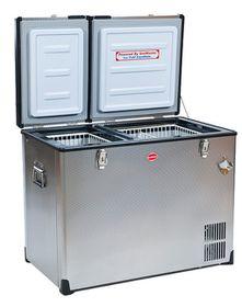 SnoMaster 56 Litre Dual Compartment Fridge/ Freezer