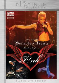 Pink - Live At Wembley Arena [Platinum Collection] (DVD)