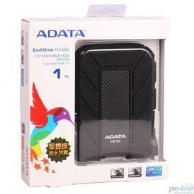 Adata HD710 1TB 2.5 Inch USB 3.0 HDD External Hard Drive - Black