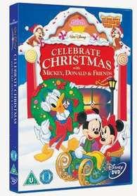 Disney's Celebrate Christmas With Mickey, Donald & Friends (DVD)