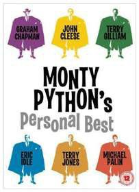 Monty Python's Personal Bests Collection (DVD)
