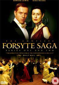The Complete Forsyte Saga (DVD)