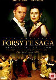 The Complete Forsyte Saga (DVD)