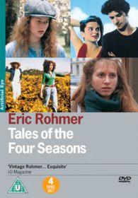 Tale Of Four Seasons - (Import DVD)