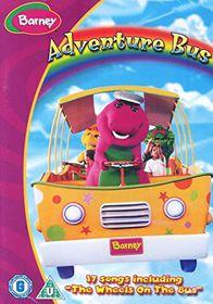 Barney - Adventure Bus - (Import DVD)