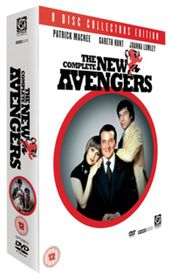 New Avengers-Complete Series (Import DVD)