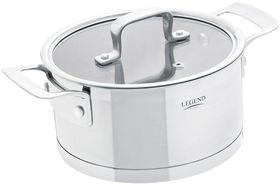 Legend - Premium Chef 18cm Casserole - 2.2 Litre