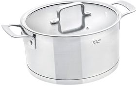 Legend - Premium Chef 24cm Casserole - 5.2 Litre