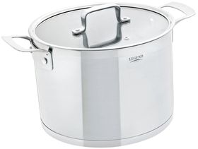 Legend - Premium Chef 24cm Stockpot - 7.3 Litre