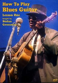 How To Play Blues Guitar 1 - (Import DVD)