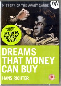 Dreams That Money Can Buy - (Import DVD)