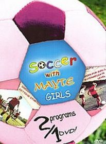 Soccer For Girls With Mayte - (Import DVD)