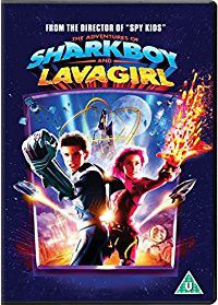 The Adventures Of Shark Boy And Lava Girl (DVD)