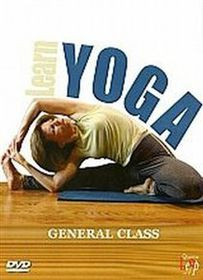 Learn Yoga-General Class - (Import DVD)