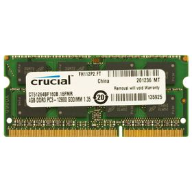 Transcend 4GB Low Voltage Notebook Memory | Buy Online in