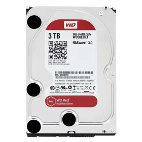 "WD Red 3TB 3.5"" SATA 6Gb/s Internal Hard Drive"