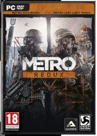 Metro: Complete Redux (PC/DVD)