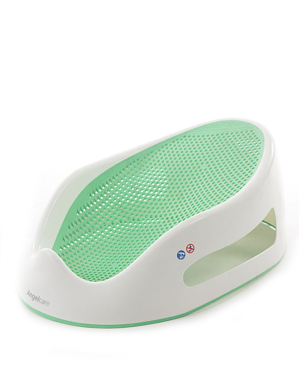 Angelcare - Bath Support - White & Green | Buy Online in South ...