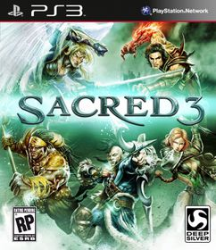 Sacred 3 First Edition (PS3)