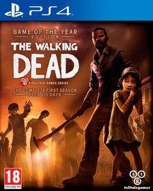 The Walking Dead Season 1 GOTY (PS4)