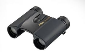 Nikon - 10x25 EX Sports Star Binoculars - Black