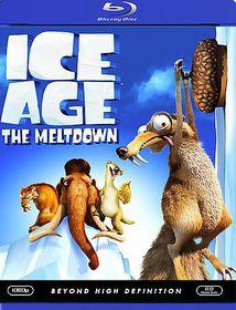 Ice Age:Meltdown - (Region A Import Blu-ray Disc)
