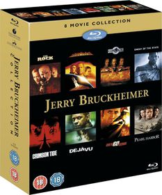 Jerry Bruckheimer: 8 Movie Collection (Import Blu-ray)