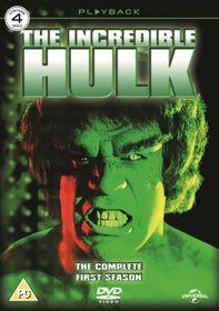 Incredible Hulk: Series 1 - (Import DVD)