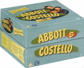 Abbott & Costello Collection - (Import DVD)
