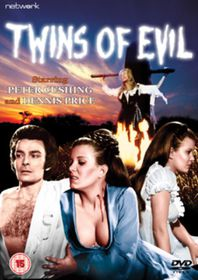 Twins Of Evil - (Import DVD)
