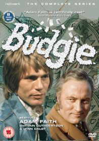 Budgie-The Complete Series - (Import DVD)