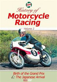 Castrol History of Motorcycle Raci V2 - (Region 1 Import DVD)