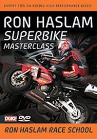 Ron Haslam Track Day Mastercl. - (Import DVD)