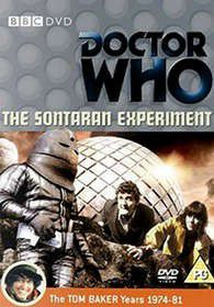 Dr Who-Sontaran Experiment - (Import DVD)