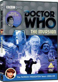 Dr Who - The Invasion - (Import DVD)